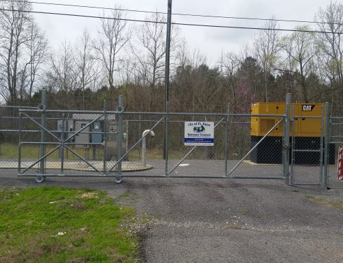 Relocation of Wastewater Utilities for 49th Street Project including Wastewater Pump Station for the City of Fort Payne