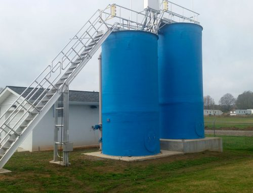 Wastewater  Treatment Plant Tertiary Filtration System Addition for the City of Henagar